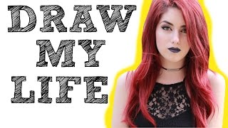 DRAW MY LIFE  I Luisacrashion