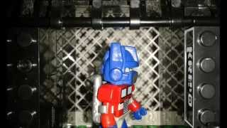 Lego vs Kre-O THE ALLSPARK
