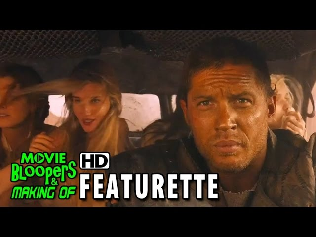 Mad Max: Fury Road (2015) Featurette - Max