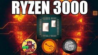 Presentación Ryzen 3000 y AMD NAVI en directo - Con SFDX Show y Low Spec Gamer