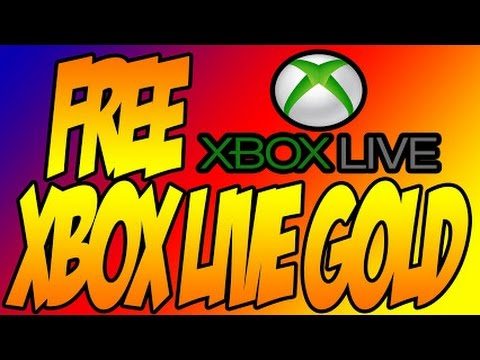How to get FREE Xbox Live Gold Memberships Glitch 2016