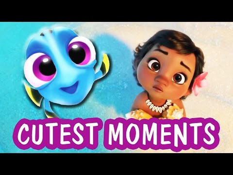 Cutest Moments from Animated Family Movies 2016