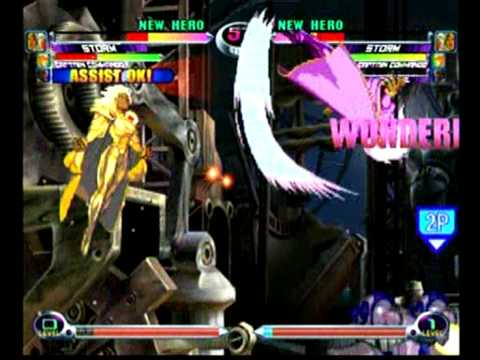 Evo 2008 MvC2 Finals 9: Smooth Viper vs. Justin Wong (Match 1) Video