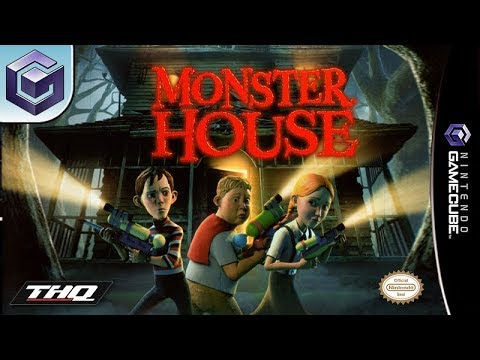 Longplay of Monster House