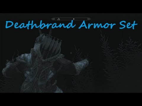 Skyrim: Dragonborn- Deathbrand Armor