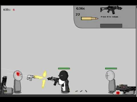 Los mejores juegos flash:madness next gen mod