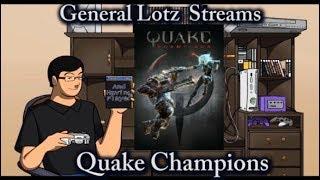 Quake Champions and SPV3 Livestream #2