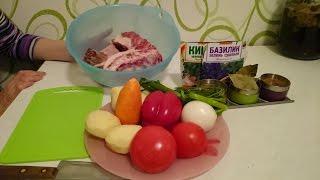 Шурпа из баранины Рецепт супа как приготовить шурпу блюдо на обед пошагово вкусно дома быстро