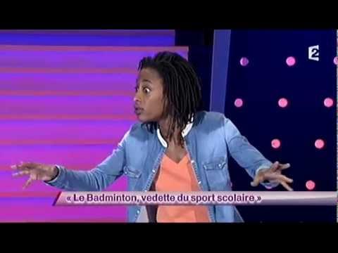 Shirley Souagnon [29] Le Badminton vedette du sport scolaire #ONDAR