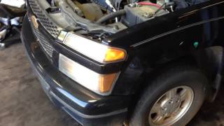 2006 Chevrolet Colorado - Stock# 1605033 ➽ Auto Parts Available @ ASAP Car Parts