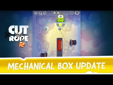 Cut the Rope HD APK Cover