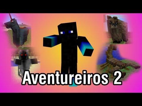 Minecraft: Jarvas E Os Aventureiros 2 Ep#3