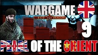 Wargame: Red Dragon -Campaign- Pearl of the Orient: 9