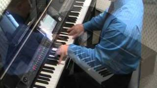 Yamaha CVP509 - Demo arranger seconda parte