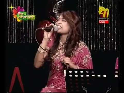 Mone Jare Chai Bondhu Re - Live Eid Anando'12 Bangla TV Programme By Raihan