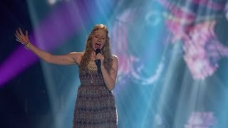 Rahel Buchhold - Reckoning Song - Live-Show 1 - The Voice of Switzerland 2014