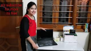 Organize My Table with DIY in hindi / Arranging desk Basket DIY ( study table organization)
