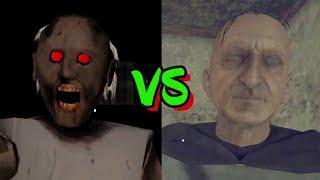 Granny vs Grandpa