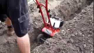 How to Buy the Best Small Cultivator or Tiller With Confidence Look at What This Rotary Hoe Can Do