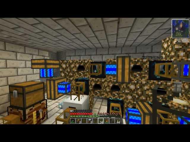 SMG Plays Minecraft S02E32 - Továrna na Solární panely 2/2