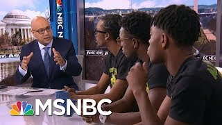 Great Mills Shooting Survivor: 'Never Think It Won't Happen To Your School' | Velshi & Ruhle | MSNBC