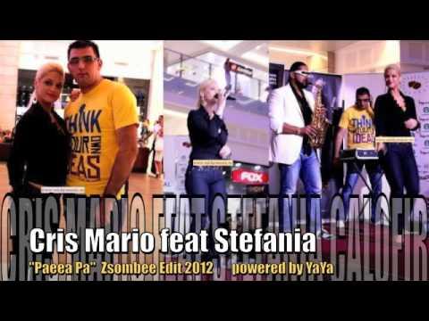 Sonerie telefon » Zsombee – Cris Mario feat Stefania – Paeea Pa (2012)