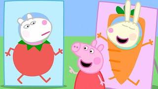 Peppa Pig Full Episodes | Potato City 🥔| Cartoons for Children