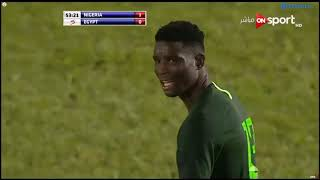 Nigeria vs. Egypt (SECOND HALF) [International Friendly]