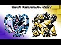 Youtube Thumbnail Pokemon UltraSun & UltraMoon - Battle! Necrozma [8bit]
