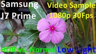 Samsung Galaxy J7 Prime Camera Test & Video Test Review Detailed 1080p Quickest | IndiaUnboxing