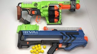 Nerf Box of Toys Nerf Rival Nerf Zombie Strike Toy Guns