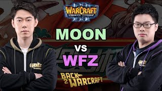 WC3 - New Years Cup - LB Final: [NE] Moon vs. WFZ [UD] (Group B)