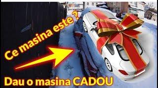 Dau o masina Cadou!