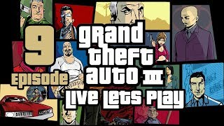 Grand Theft Auto III (PS4) | Live Let's Play | Episode 9