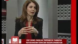Günlük | DSP Genel Bşk Yrd Dilara Tambova