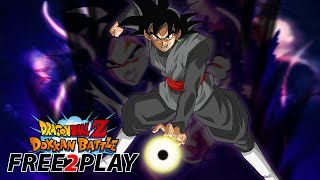 100% F2P GUIDE FOR GOKU BLACK 50 STAMINA EVENT! NO LR BROLY! - DBZ: Dokkan Battle