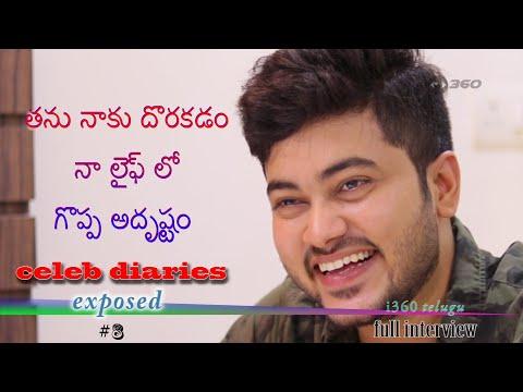 Telugu TV Cute Star SIDDHARTH VARMA Exclusive Interview Exposed|| Behind Truth|| Celeb Diaries