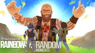 Rainbow Six Siege - Random Moments: #50 (Funny Moments Compilation)