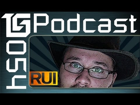 TGS Podcast #54 Featuring Rurikhan hosted by TotalBiscuit, Dodger, and Jesse Cox