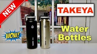 😍    TAKEYA  ❤️     Water Bottle  - Review -  BEST Water Bottle!    ✅