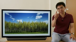 LG 55-inch C8 (OLED55C8PLA) OLED TV Review