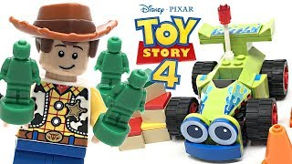 LEGO Toy Story 4 Woody & RC review! 2019 set 10766!