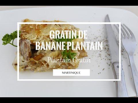 Gratin de banane | Cuizinelokal