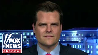 Rep. Gaetz: I hope we get through this national nightmare ASAP