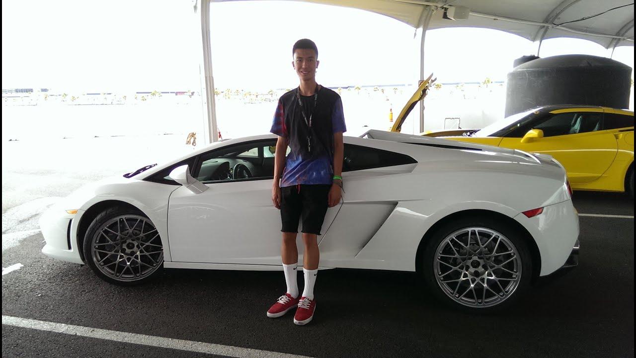 Exotics Racing Las Vegas 2014 Lamborghini Gallardo Lp550