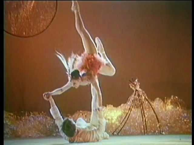The Firebird's Supplications - Kirov Ballet