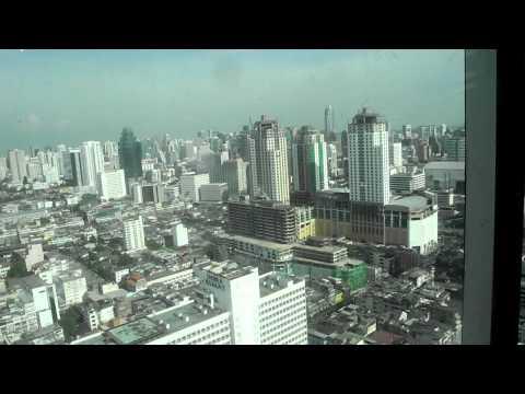 Лифт на 86 этаж(небоскреб Байок,Бангкок)