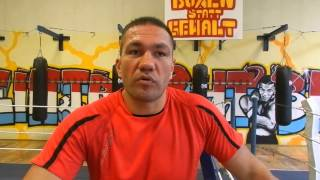 Vladimir Klitschko vs. Kubrat Pulev 2014 Interview