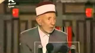 برنامج أيها المريد   الحبيب علي الجفري بحضور العلامة الشيخ محمد سعيد رمضان البوطي رحمه الله
