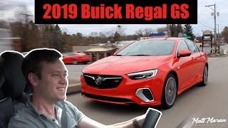 Review: 2019 Buick Regal GS - Better Than You'd Expect!